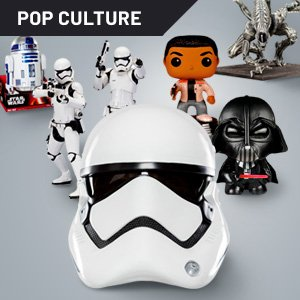 Pop Culture Black Friday Ofertas y Liquidaciones