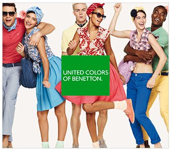 United Colors of Benetton Mayorista Papeleria