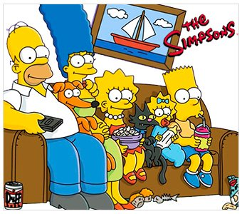 Mayorista Papeleria Simpsons Safta