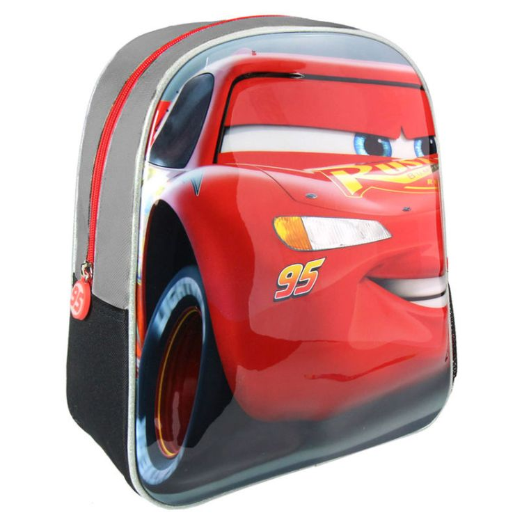 4bebbba9ed6 Disney Cars 3 3D backpack 31cm
