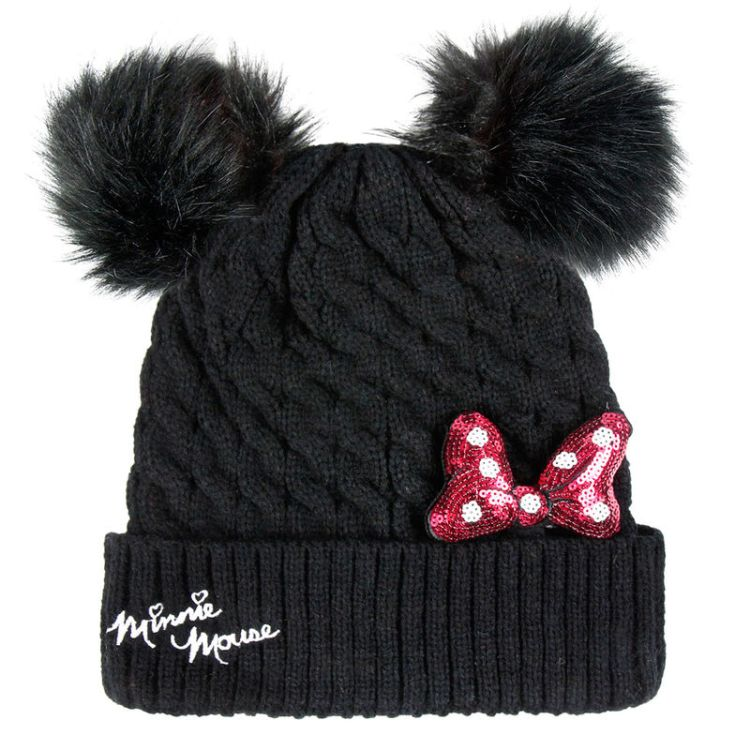 where can i buy disney minnie premium jacquard bobble hat 2f24b 1d457 dd98bdedf8b