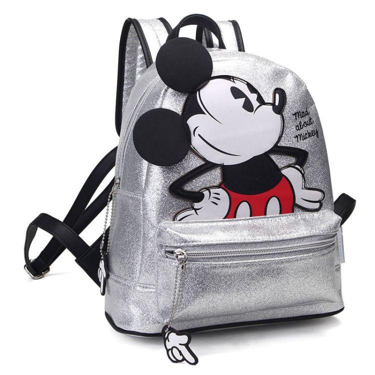 selección premium 8edf4 0179b Mochila Mad about Mickey Disney 30cm