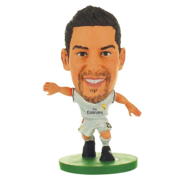 Figura Isco Real Madrid Soccerstarz 1314 Ociostock Marketplace B2b