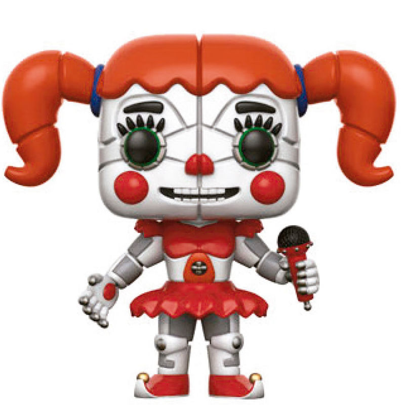 Pop Figure Five Nights At Freddys Sister Location Baby Ociostock