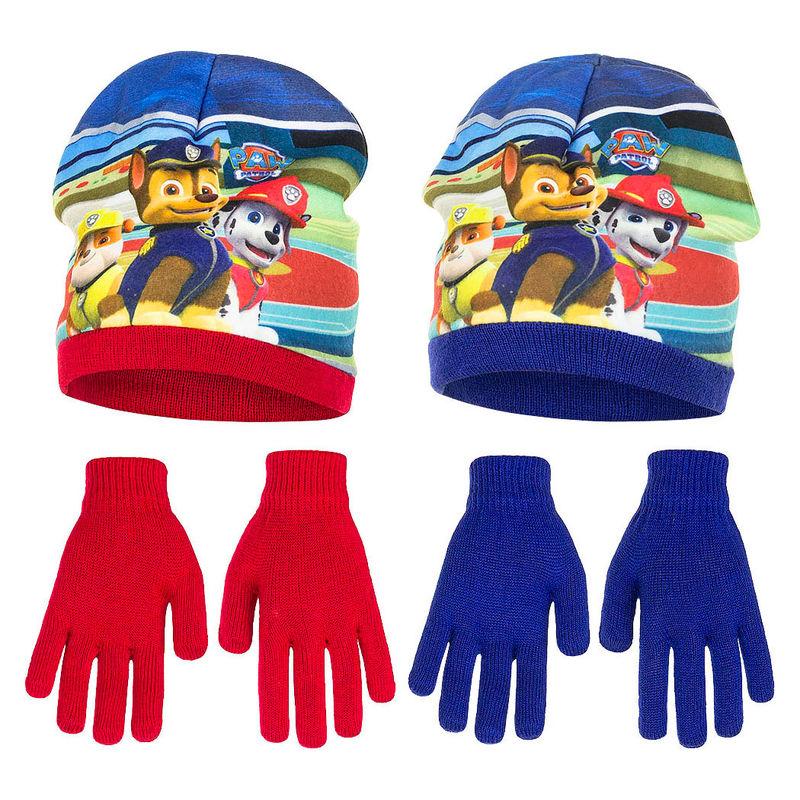 Conjunto gorro guantes Star Wars Disney surtido