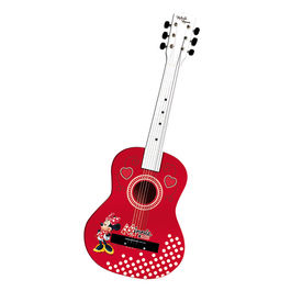 Guitarra Minnie Disney madera 65cm