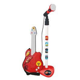 Microfono guitarra Cars Disney