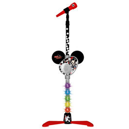 Disney Mickey microphone with ampliefier and mp3 connection