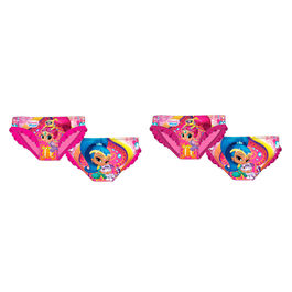 Shimmer and Shine assorted swim panties beach
