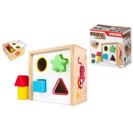 Wooden Shape Box