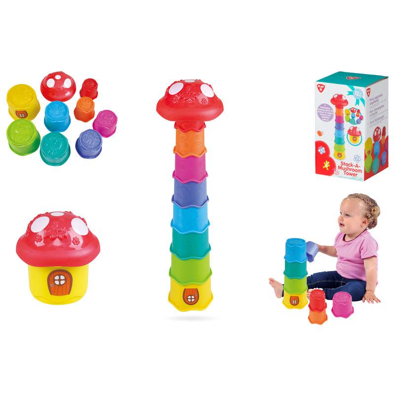 Torre aprendizaje seta