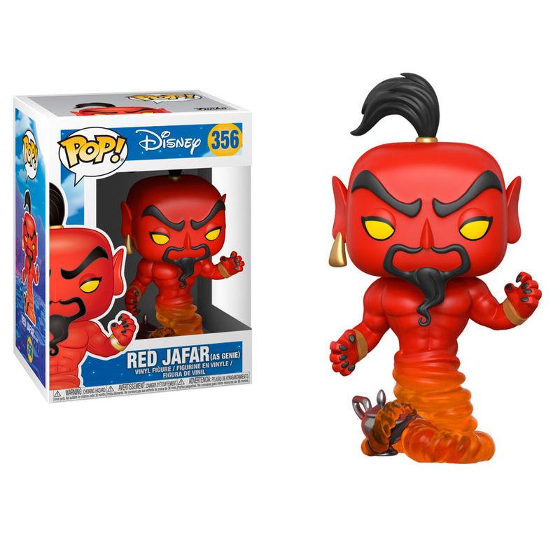Funko POP o Figura POP Disney Aladdin Jafar Rojo