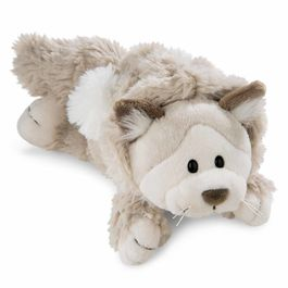 Nici Gray Cat soft plush toy 30cm