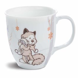 Nici Gray Cat mug