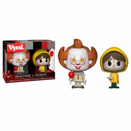 Figuras Vynl IT Pennywise and Georgie