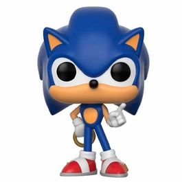 Figura POP! Sonic with Ring