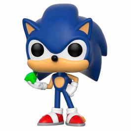 Figura POP! Sonic with Emerald