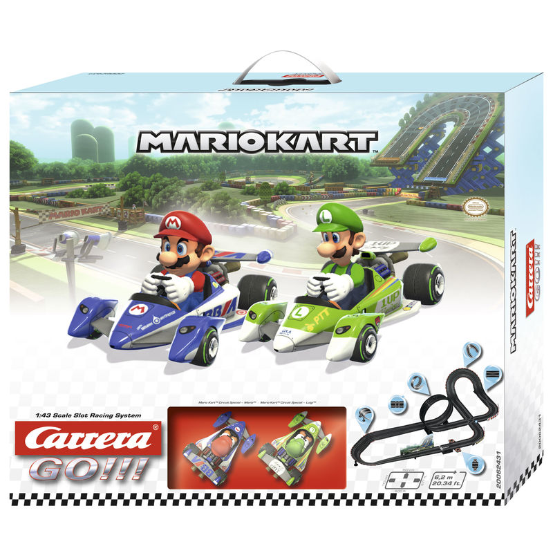 nintendo mario kart carrera go circuit. Black Bedroom Furniture Sets. Home Design Ideas