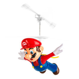 Nintendo Super Mario World flying cape Mario