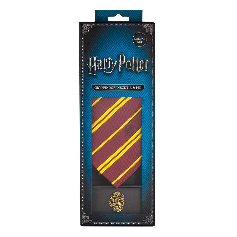 Corbata Gryffindor Harry Potter deluxe (2)