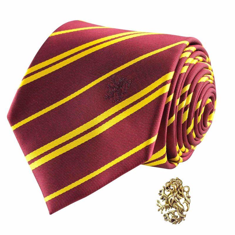 Corbata Gryffindor Harry Potter deluxe (5)