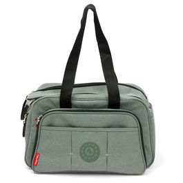 Gray diaper bag 46cm