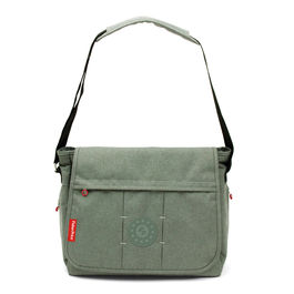 Gray diaper bag 36cm
