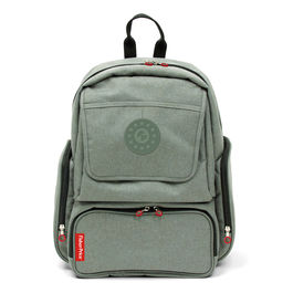 Gray diaper backpack 42cm