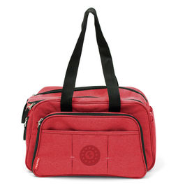 Red diaper bag 46cm