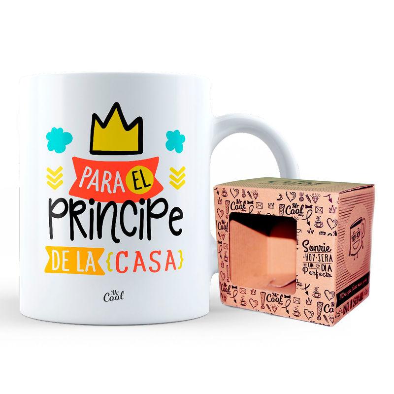 Taza Para el Principe de la Casa 8436571071378