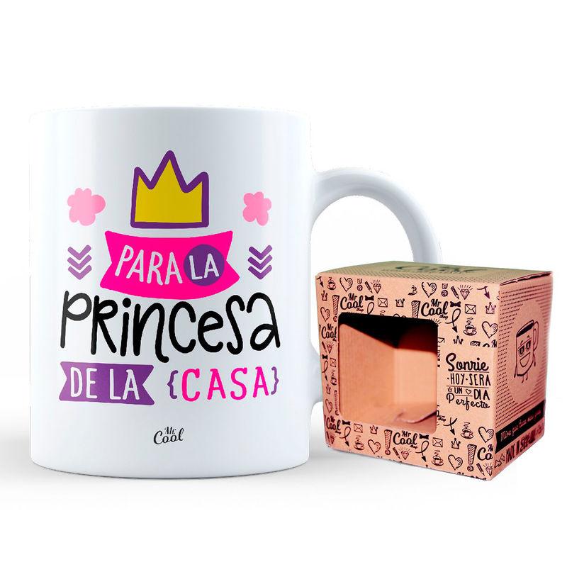 Taza Para la Princesa de la Casa 8436571071392