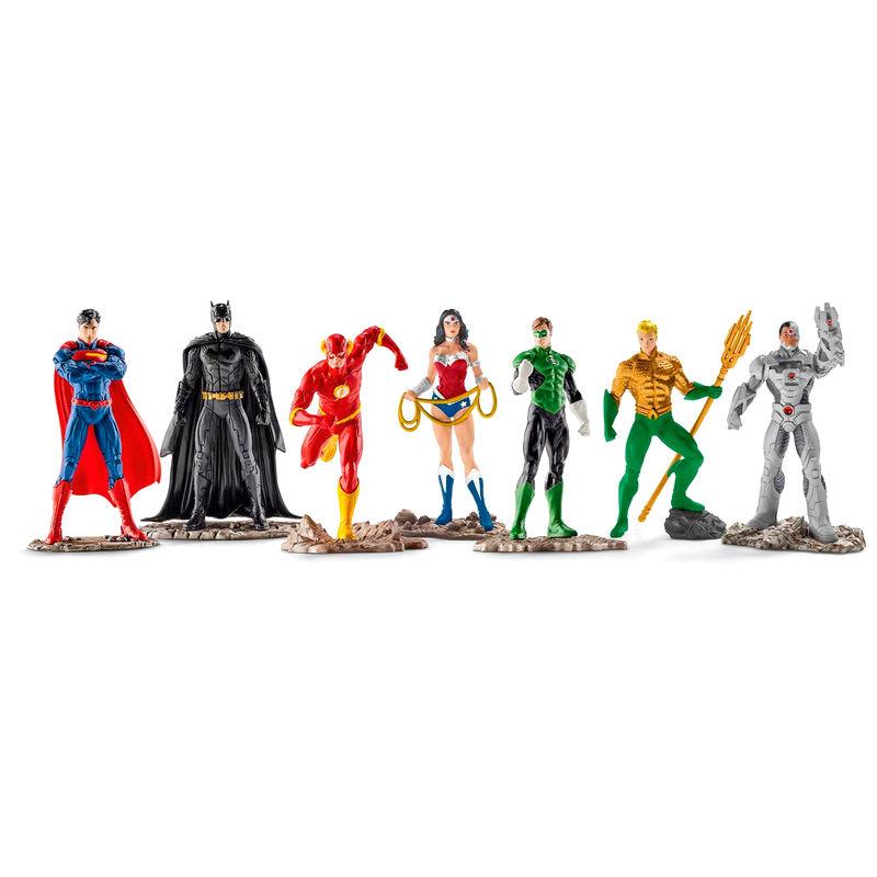 DC Comics Justice League figures - OcioStock - Marketplace B2B