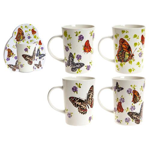 Taza mariposas surtido 5037241259787