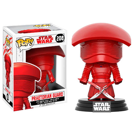 Figura POP Star Wars Episode VIII The Last Jedi Praetorian Guard Exclusive