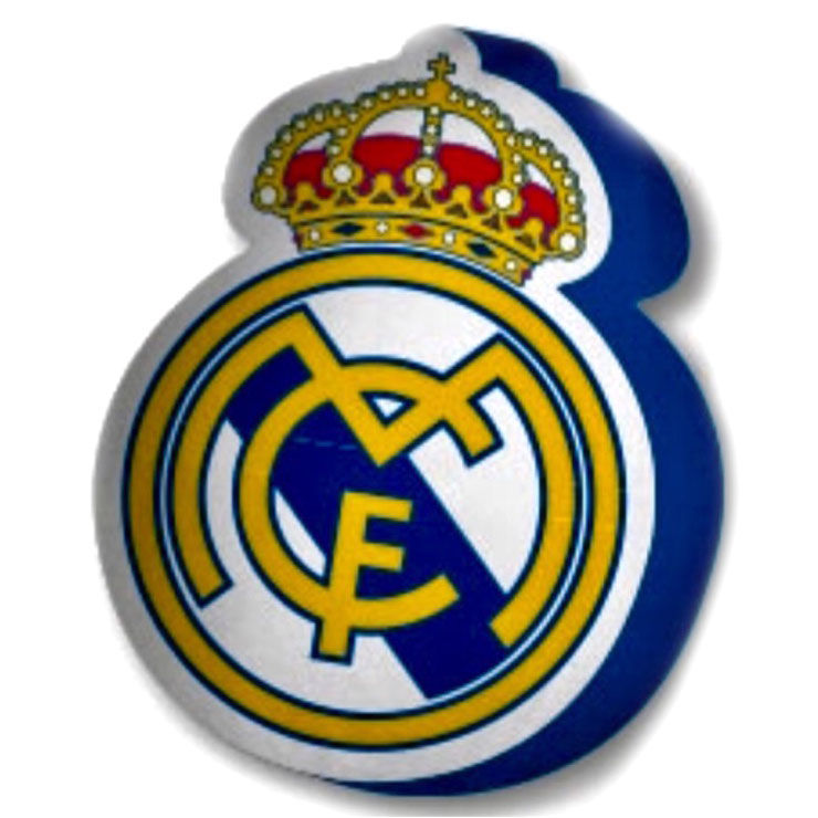 Cojin 3D Real Madrid
