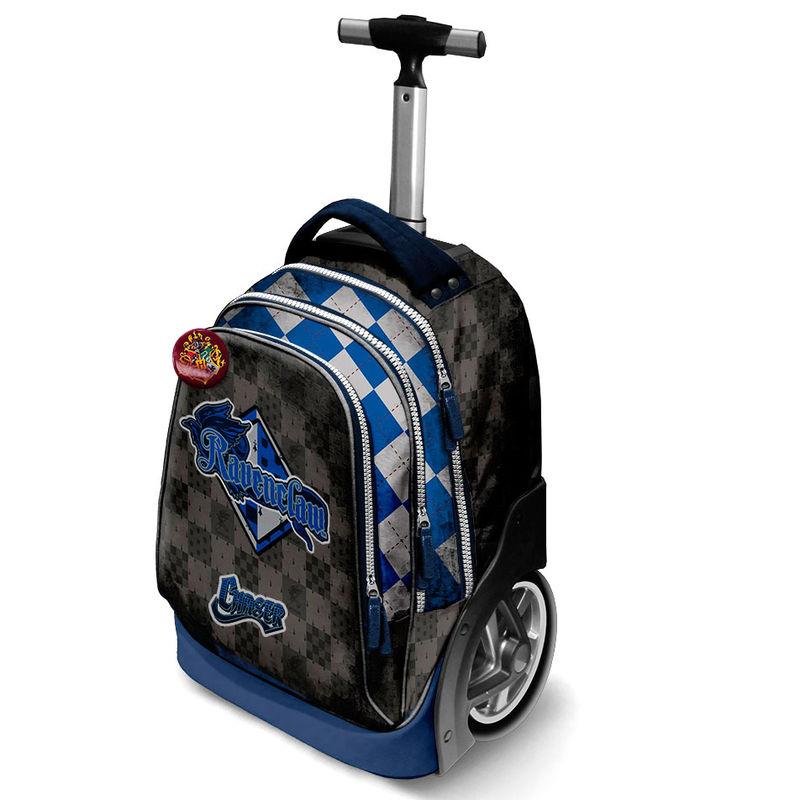Trolley Harry Potter Quidditch Ravenclaw 50cm