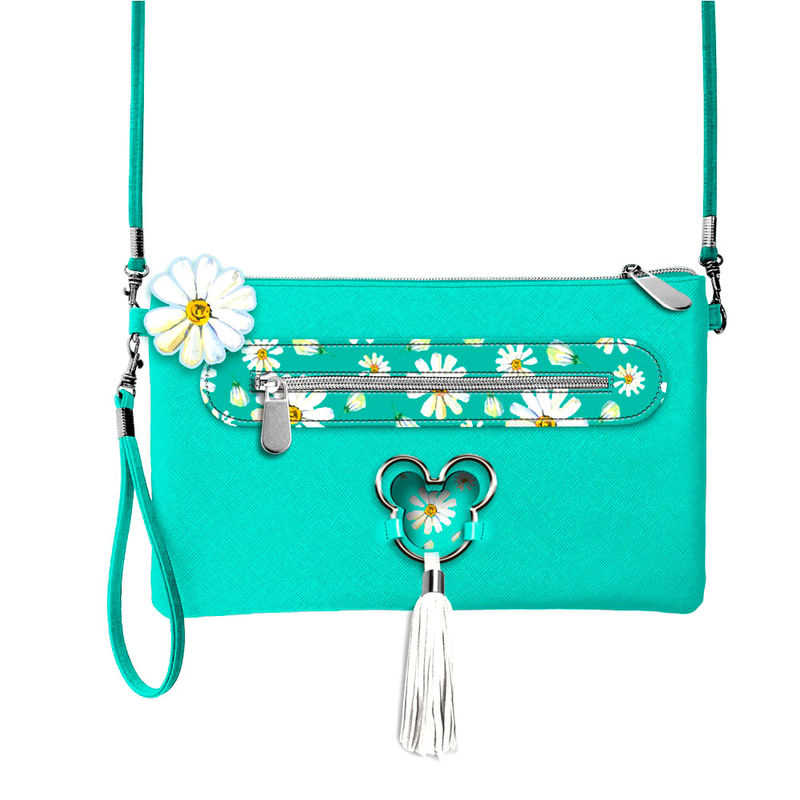 Bolso action Mickey Disney Aqua