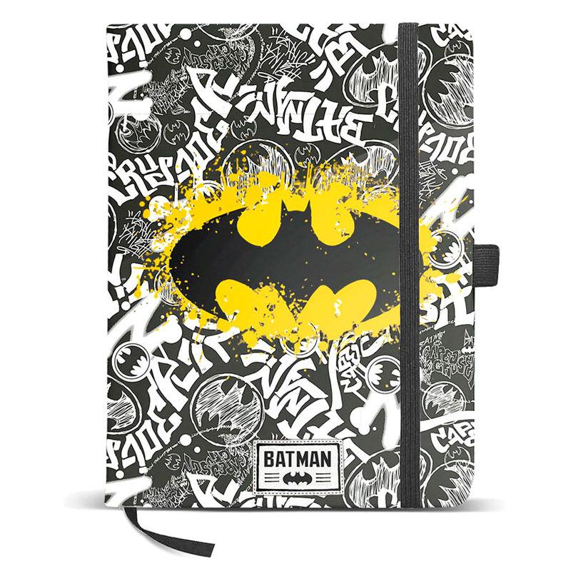 Diario Batman DC Comics Tagsignal 8435376375995