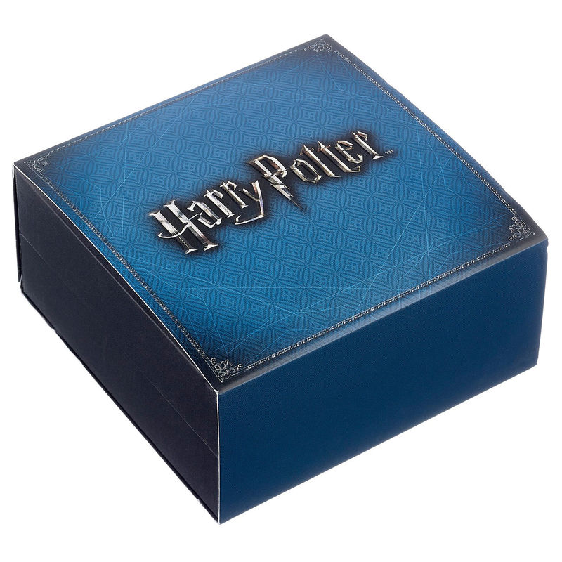 Colgante Fang the Dog Harry Potter plata