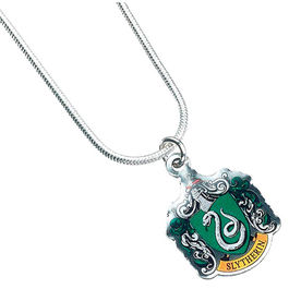 Colgante Slytherin Crest Harry Potter