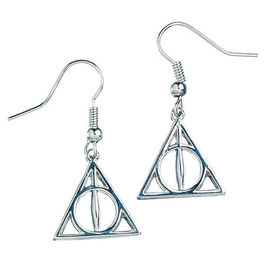 Pendientes Deathly Hallows Harry Potter