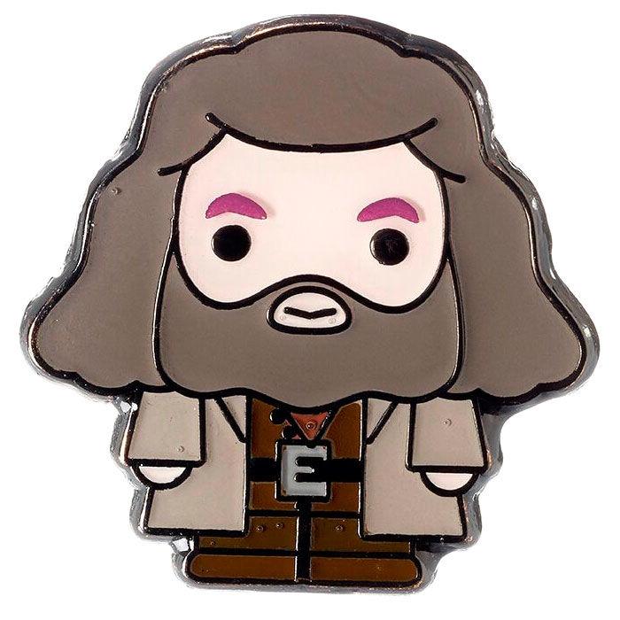 Pin Hagrid Harry Potter 5055583410611