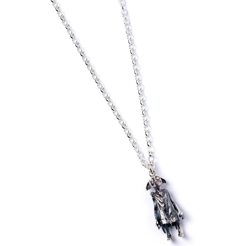 Colgante Dobby Harry Potter plata