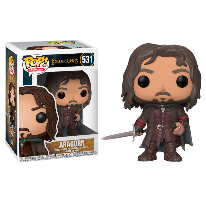 Figura POP Lord of the Rings Aragorn