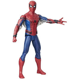 Marvel Spiderman Vision FX electronic figure 30cm