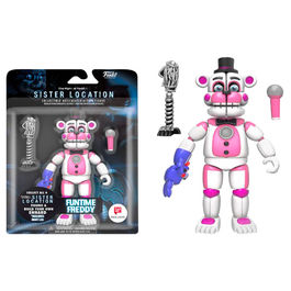 Figura Action Five Nights at Freddy's Funtime Freddy Exclusive