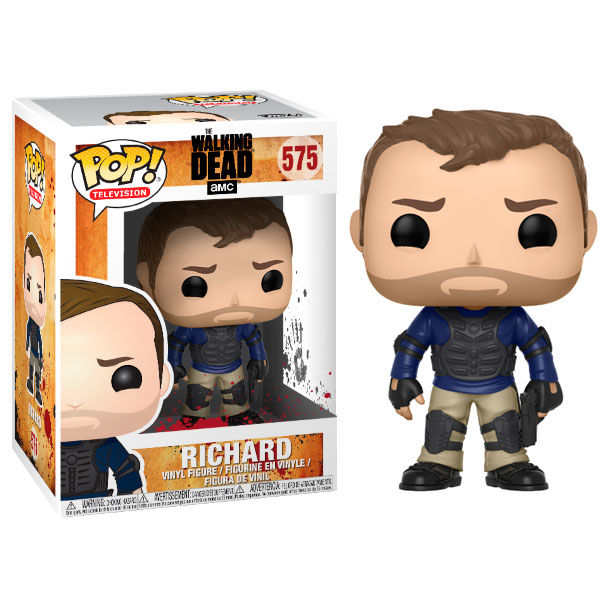 Figura POP The Walking Dead Richard