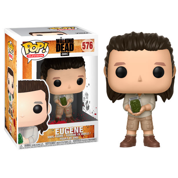 Funko POP o Figura POP The Walking Dead Eugene
