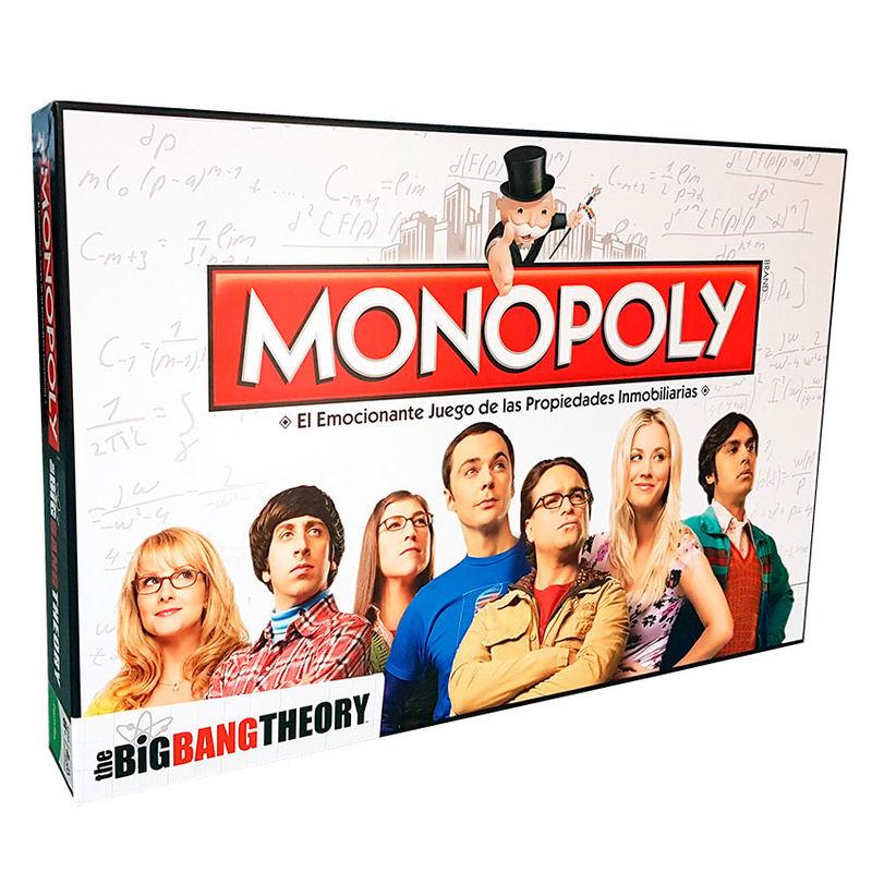 Juego Monopoly The Big Bang Theory 5036905041775