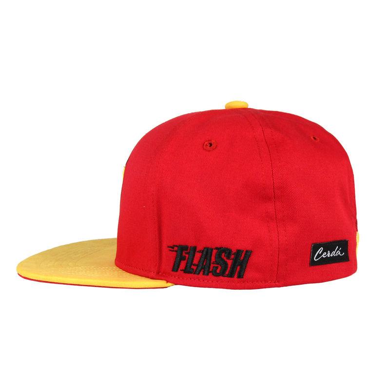 Gorra Flash DC Comics premium